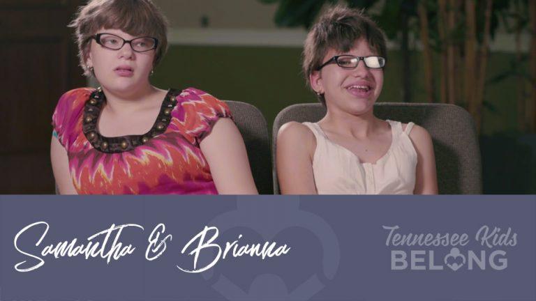 Samantha & Brianna TN01-29721100, TN01-29720420