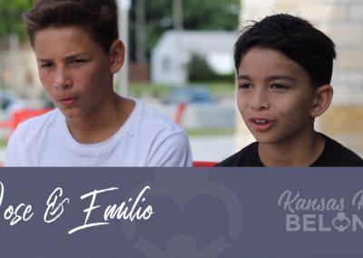 Jose & Emilio
