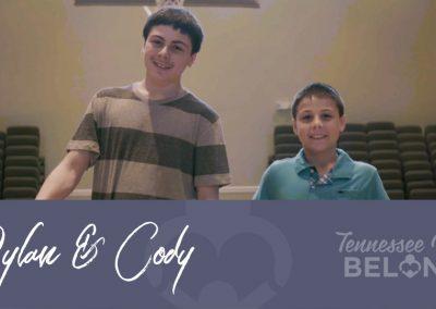 Dylan & Cody TN01-23595090, TN01-7819354