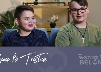 Ryan & Tristan TN01-7879518, TN01-9746802