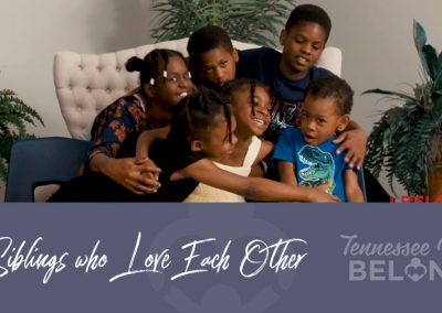 6 Siblings who LOVE each other!