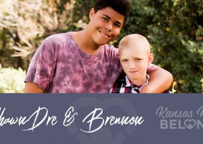 Shawn Dre and Brennon 7354, 7353