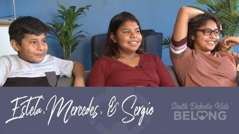 Estela, Mercedes, & Sergio