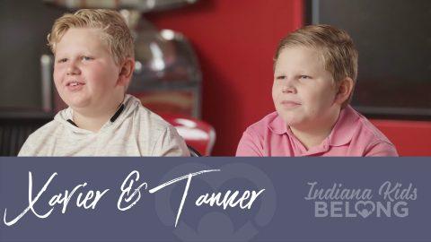 Xavier & Tanner S20550111220